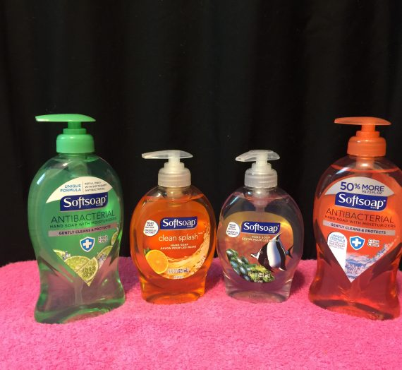 Keep Your Hands Clean With Softsoap