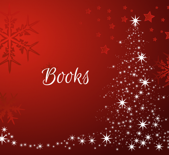 Books #HolidayGiftGuide2019