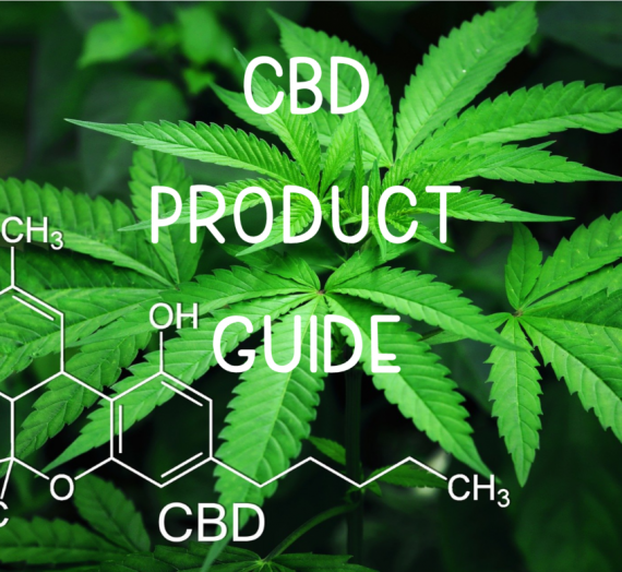 2020 CBD Product Guide #cbdworks