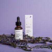 Populum Lavender + CBD Face Oil
