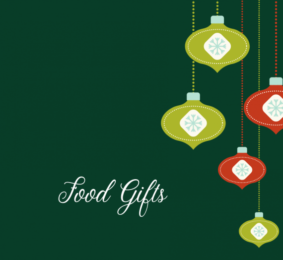 Food Gifts #HGG2020