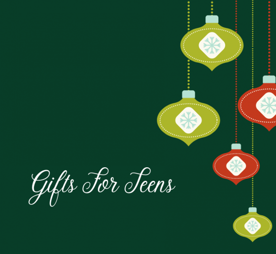 Gifts For Teens #HGG2020