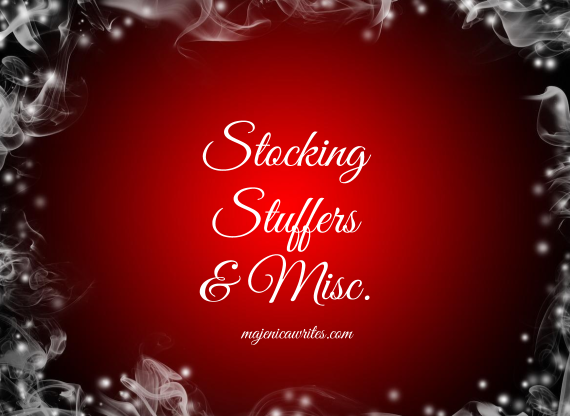 Stocking Stuffers & Misc. ~ Holiday Gift Guide 2018