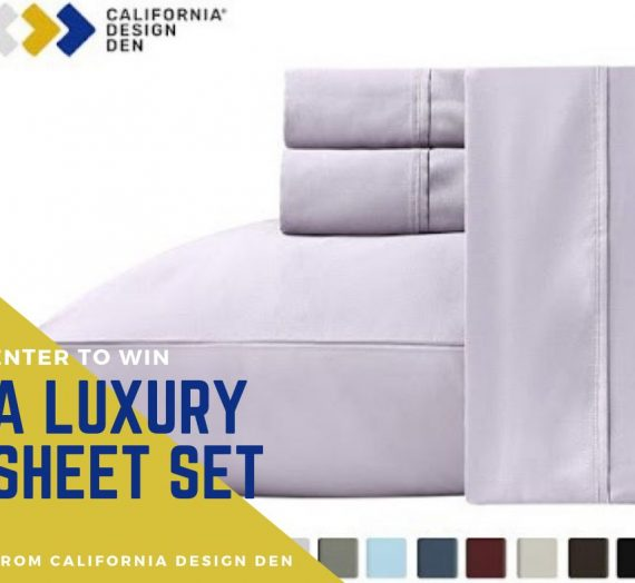 California Design Den #Giveaway