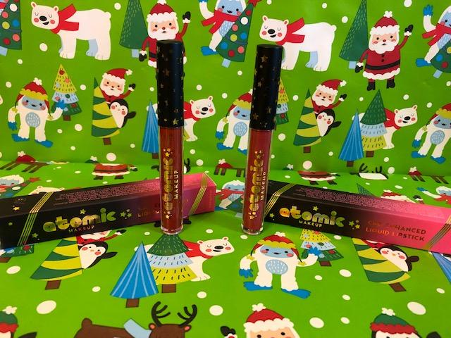 CBD Liquid Lipsticks- Atomic Makeup