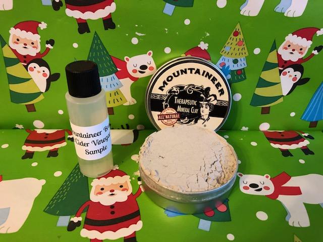 Granny Vicars Skin Care Sample Pack