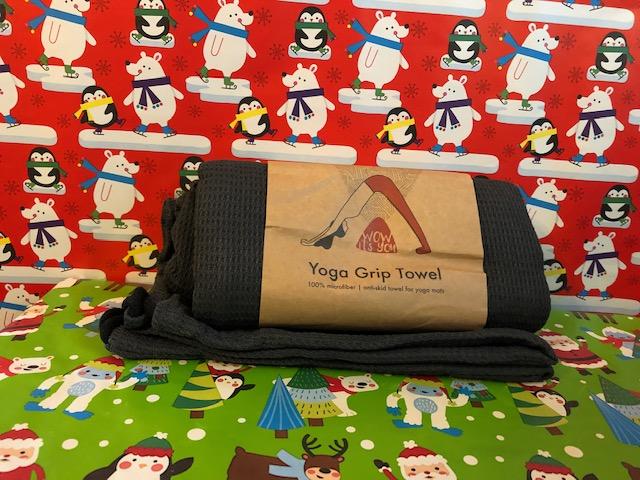 wowitsyou Yoga Mat Towel