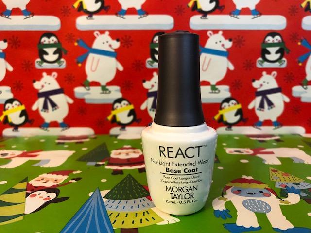 React Base Coat From Morgan Taylor