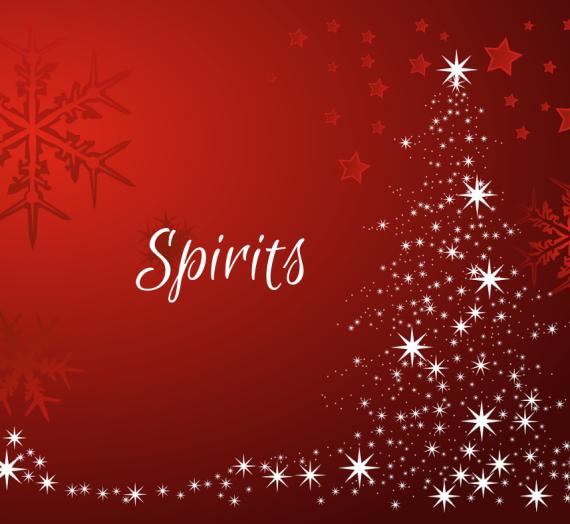Spirits #HolidayGiftGuide2019