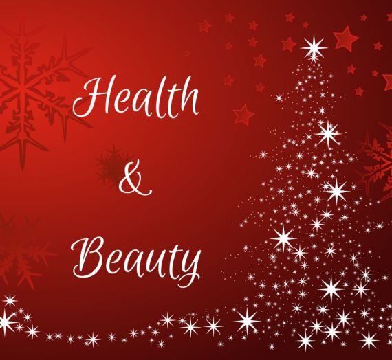 Health & Beauty #HolidayGiftGuide2019