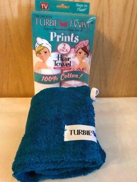 Turbie Twist® - The Original Super Absorbent Hair Towel