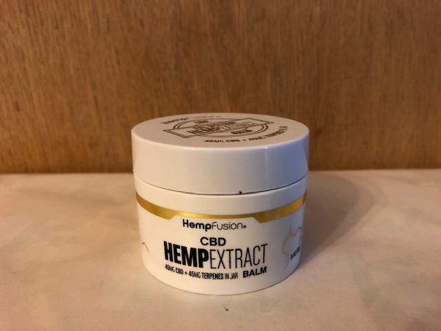 CBD HempExtract Balm • HempFusion®