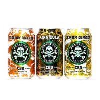 Boneyard Elixir Sparkling CBD Drink