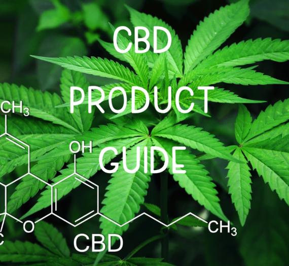 2020 CBD Product Guide #cbdworks