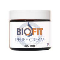 BioFit RELIEF Cream 500mg