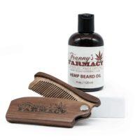 Beard Grooming Kit   Franny's Farmacy