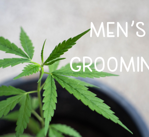 Men's Grooming 2020 CBD Product Guide