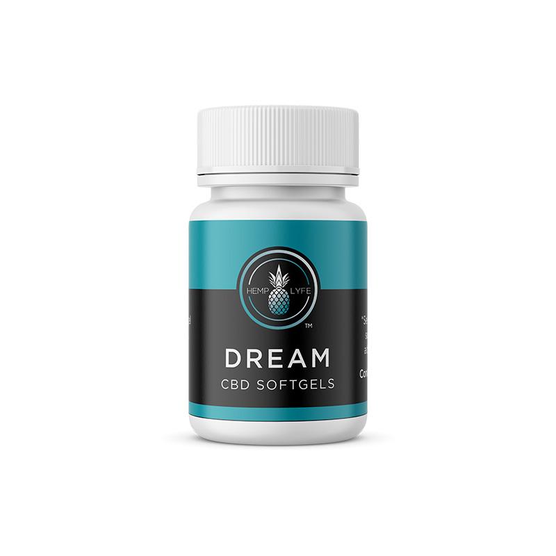 Hemp Lyfe Dream CBD Softgels