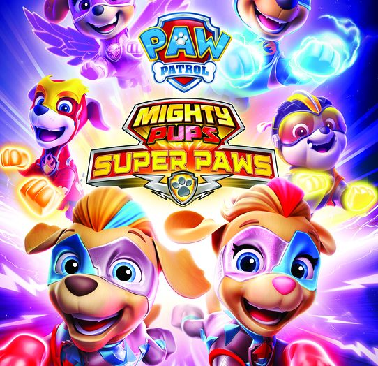 Paw Patrol: Mighty Pups Super Paws + #Giveaway