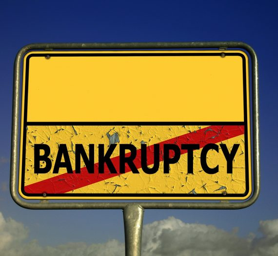 Bankruptcy And How It Affects You